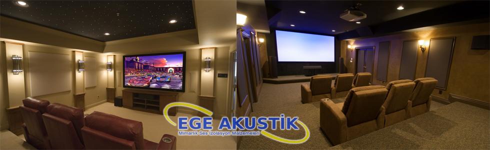 ev sinema odası ses yalıtımı